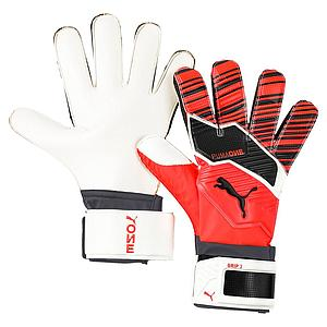PUMA GANTS G.BUT PUMA One Grip 3 RC BLC/NOIR/RGE 041630 / 01