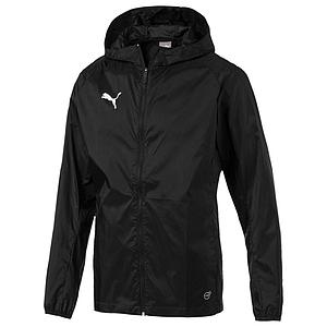 PUMA RAIN JACKET LIGA CORE NOIR 655304 / 03 Adulte
